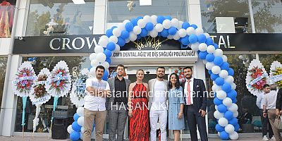 HOŞ GELDİN CROWN DENTAL