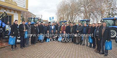 Yer Gök New Holland